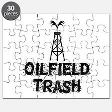 Oilfield Trash Puzzle