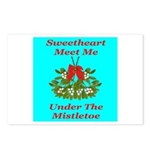 Sweetheart Meet Me Under The Postcards (Package o