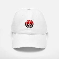 Make Love Not War Baseball Baseball Cap