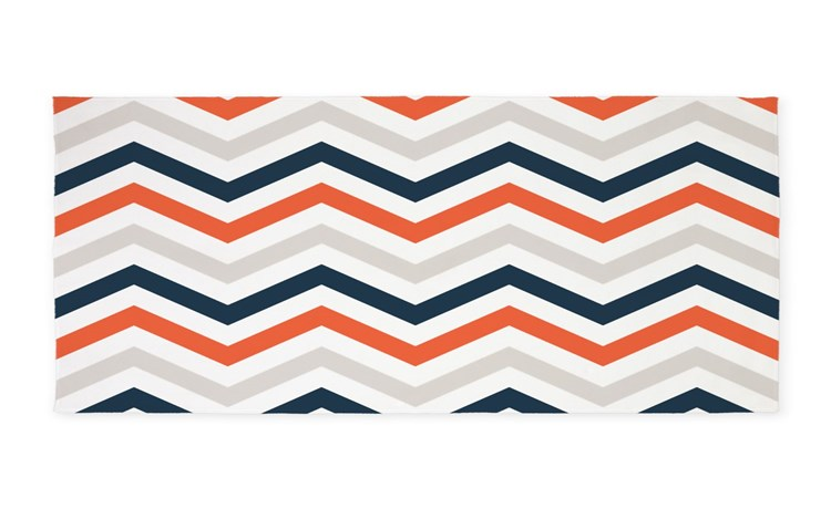 Image Result For Navy Blue And Orange Wall Art