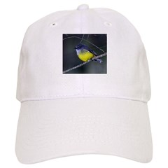 Yellow Robin Baseball Cap