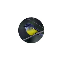 Yellow Robin Mini Button (100 pack)