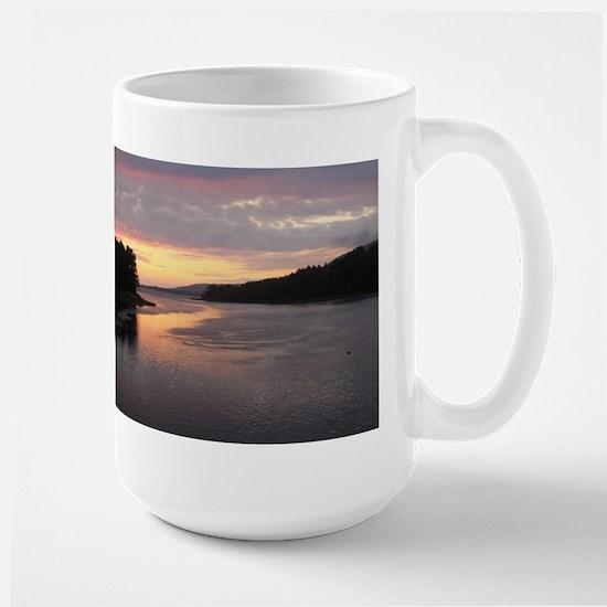 Mabou Sunset Large Mug