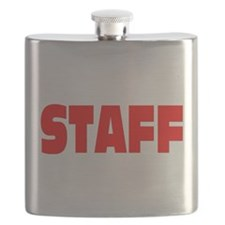 Staff Shirt Flask