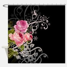 Rose Elegance Shower Curtain