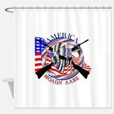 Special Crew Order Shower Curtain