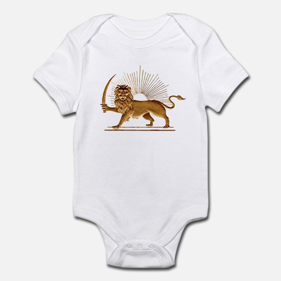 Shir o Khorshid Infant Bodysuit