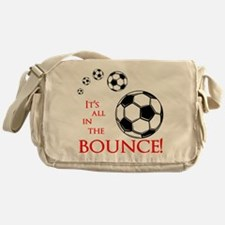 Bounce Messenger Bag