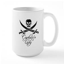 Captain's Lady Mug