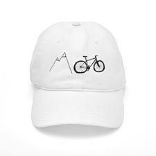 Mountain Bike Also Baseball Cap