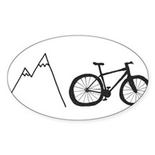 Mountain Bike! Decal