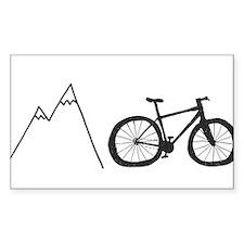 Mountain Bike! Decal