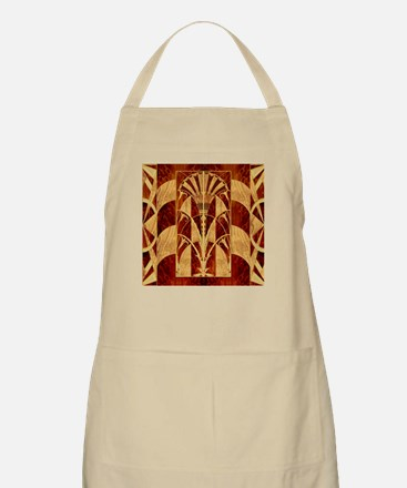 Harvest Moon's Art Deco Panel Apron