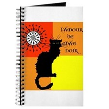 lamour de chat noir Journal