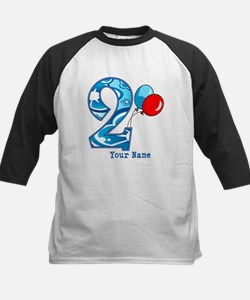 2nd Birthday Personalized Tee