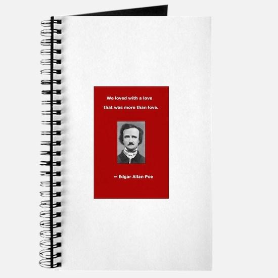 Unique Allen quote Journal