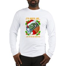 Its Santa Jim... Long Sleeve T-Shirt