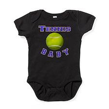 Tennis Baby Baby Bodysuit