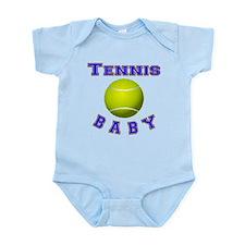 Tennis Baby Body Suit