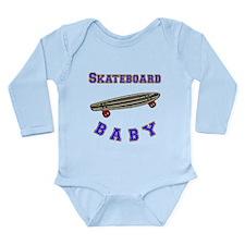 Skateboard Baby Body Suit