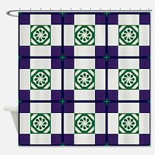 RABAT Shower Curtain