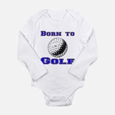 Born To Golf Body Suit