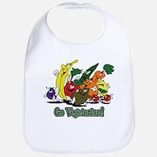 Go Vegetarian Bib