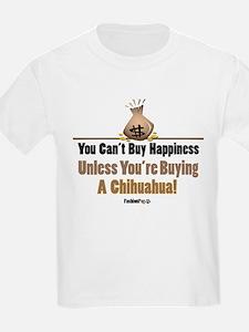 Happy Chihuahua Kids T-Shirt