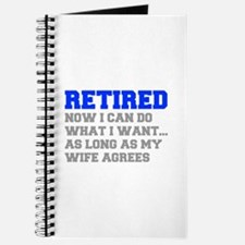 retired-now-I-can-do-FRESH-BLUE-GRAY Journal