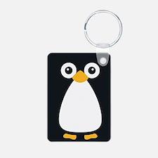 Cute Vector Penguin Keychains