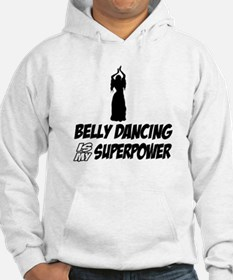Super power Running designs Hoodie
