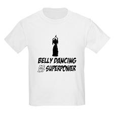Super power Running designs T-Shirt