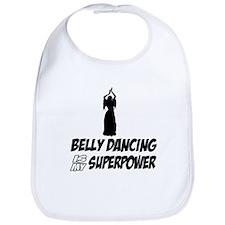Super power Running designs Bib