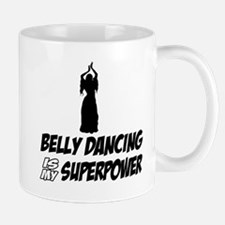 Super power Running designs Small Small Mug