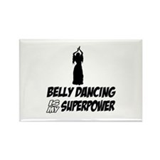 Super power Running designs Rectangle Magnet (10 p
