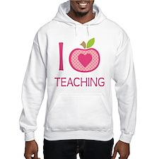 Genuine Teacher Vintage Hoodie