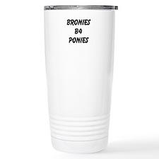 Bronies B4 Ponies Travel Mug