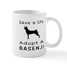 Adopt A Basenji Dog Mug