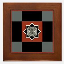 AGADIR Framed Tile