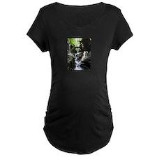 Watkins Glen, NY Maternity T-Shirt