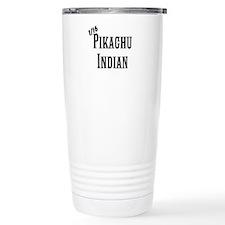1/16 Pikachu Indian Travel Mug