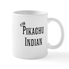 1/16 Pikachu Indian Mugs