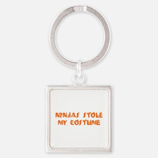 ninjas-stole-hs-orange Keychains