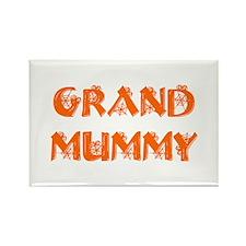 grand-mummy-hs-orange Magnets