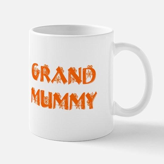 grand-mummy-hs-orange Mugs