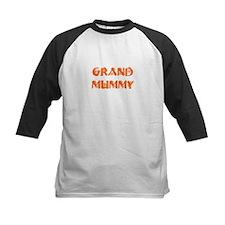 grand-mummy-hs-orange Baseball Jersey