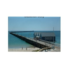 Busselton Jetty Rectangle Magnet (10 pack)