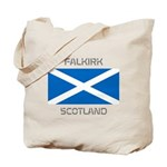 Falkirk Scotland Tote Bag