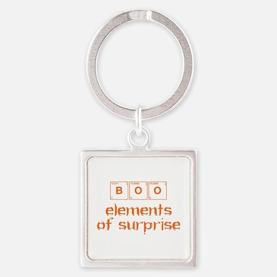 elements-of-surprise-break-orange Keychains