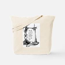 Mess With Me? Tote Bag